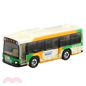 TOMICA小汽車 NO.20-ISUZU都營巴士