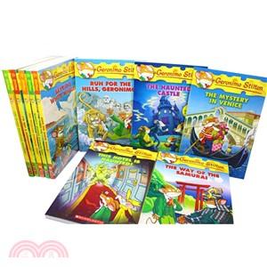 (41-50) Geronimo Stilton 10th Anniversary 10 Books Bundled Set