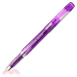 白金牌PLATINUM Preppy 炫彩鋼筆0.3(PSQ-300)-紫