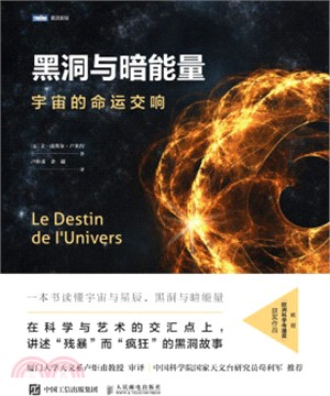 黑洞與暗能量:宇宙的命運交響(簡體書)