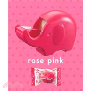 【NICHIBAN】大象膠台-玫瑰桃紅