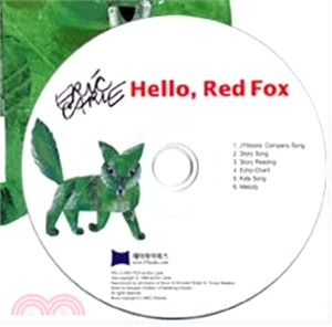 Hello, Red Fox (1 CD only)(韓國JY Books版)