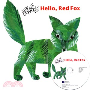 Hello, Red Fox (1平裝+1CD)(韓國JY Books版)