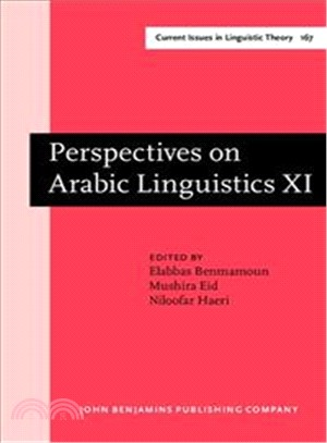 Perspectives on Arabic Linguistics ― Papers from the Annual Symposium on Arabic Linguistics, Atlanta, Georgia, 1997
