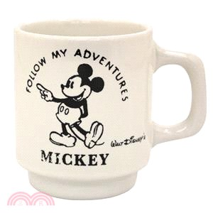 Disney 復古馬克杯 米奇