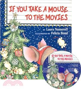 If You Take a Mouse to the Movies (1精裝+1CD)(韓國JY Books版)