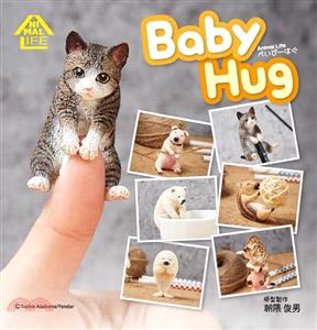 Animal Life Baby Hug愛抱抱