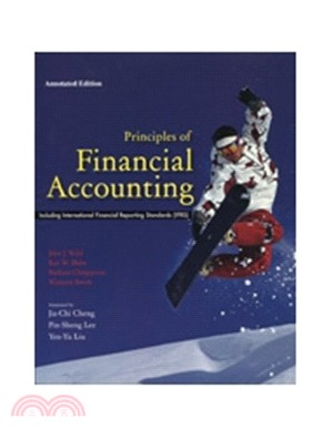 Principles of Financial Accounting IFRS (Chapter 1-17) (Annotated Edition)